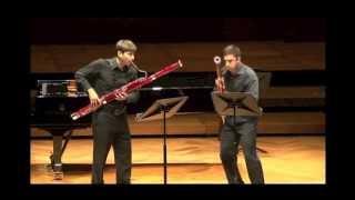 Rossini: Barbiere di Seviglia - Six Arias for two bassoons