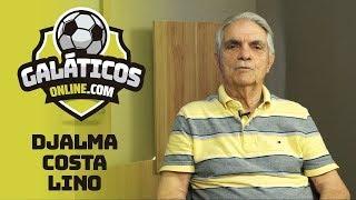Conheça a história do narrador Djalma Costa Lino, contada no quadro