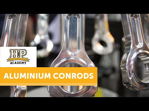 Aluminium Conrod Pros and Cons | [TECH TALK]