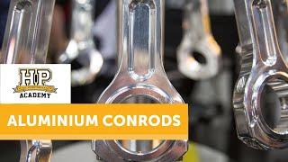 Aluminium Conrod Pros and Cons | [TECH TALK]