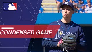 Condensed Game: TB@TOR - 9/23/18 - Video Youtube