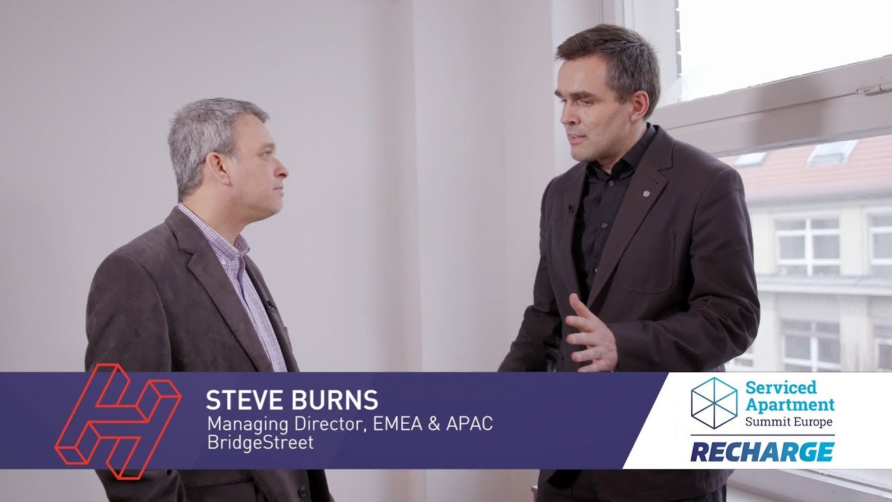 SAS RECHARGE 2019 interviews: Steve Burns, BridgeStreet