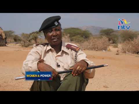 Women and Power: Maryam Mabion Longure, the first assistant chief in Marsabit County
