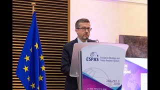 Global Trends To 2030 - Shaping The Future In A Fast Changing World ESPAS Conference - Visioning