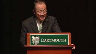 Introduction of Jim Yong Kim as 17th President of Dartmouth