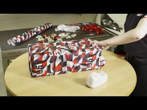 Surpa A90 Camouflage als Geschenkpapier
