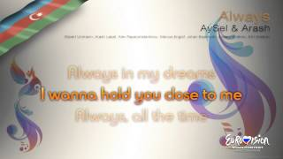 "AySel & Arash - ""Always"" (Azerbaijan) - [Karaoke version]"