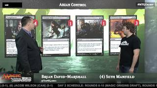 2015 Magic World Championship Deck Tech: Abzan Control with Seth Manfield
