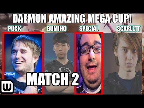 The Best DAM Starcraft Cup | SpeCial (Terran) vs puCK (Protoss) Match 2/6