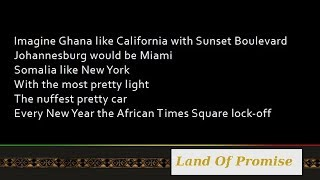 Nas & Damian Marley - Land Of Promise ft. Dennis Brown [Lyrics]