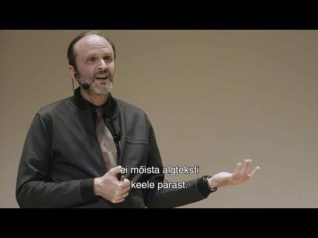 Music as translation: The movement from text to reception in Arvo Pärt's music