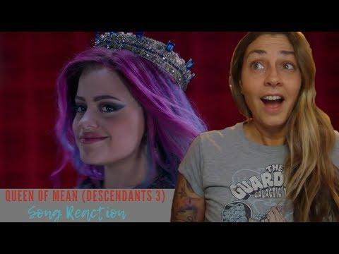 Sarah Jeffery - Queen of Mean (From Descendants 3) Song Reaction