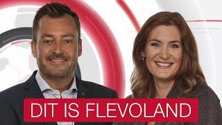 Dit is Flevoland nieuws van donderdag 16 januari