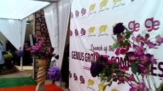 The Launching Ceremony of Genius Group of Companies