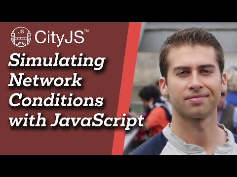 Image thumbnail for talk Simulating Network Conditions with JavaScript