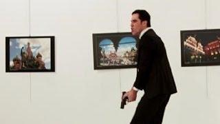 Russian Ambassador Assassinated In Turkey (VIDEO)