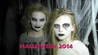Halloween in Hekelingen 2014