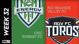OKC Energy FC vs. Rio Grande Valley FC: October 13, 2019