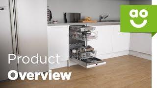 Посудомоечная машина Bosch SPV66TX01E от компании Cthp - видео 3