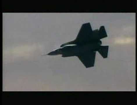 F-35 Stealth Bomber, Not Defense Fighter