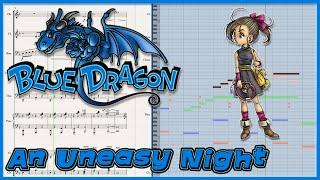 "New Transcription: ""Uneasy Night"" from Blue Dragon (2006)"