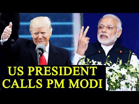 Donald Trump calls PM Modi, says India a true friend |Oneindia News