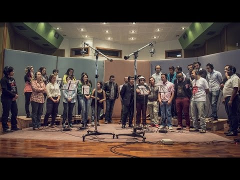 (MAKING OF) Hino da JMJ Cracóvia 2016 - Bem-aventurados os misericordiosos