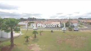 Vôo de Teste com DJI Phantom 4