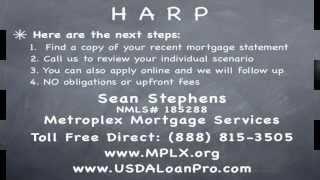 How do you Qualify for a HARP Refinance?