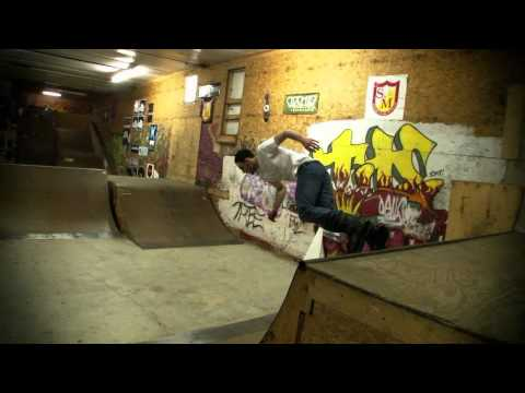 A day at Allegany Skatepark
