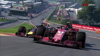 WOR SPA (League race)