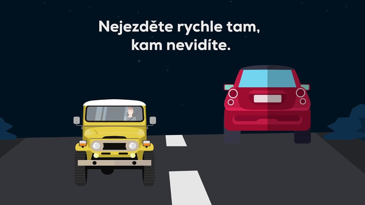 Bezpečnostní desatero pro řidiče
