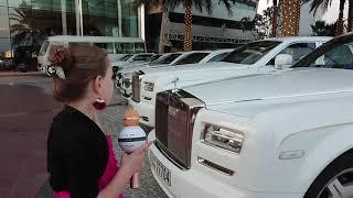 Luksusowe samochody w Dubaju - to normalka