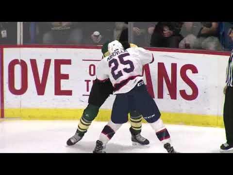Alex Kannok Leipert vs. Scott Mahovlich