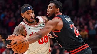 Carmelo Anthony 23 Pts Deep 3! Thriving With Blazers! 2019-20 NBA Season