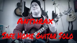 The Bumblebee- Safe Home Solo (Anthrax)