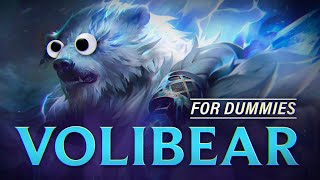 Volibear Rework Guide for Dummies by Mobalytics