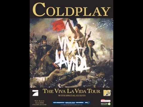 Coldplay - Viva la Vida [Official Instrumental]