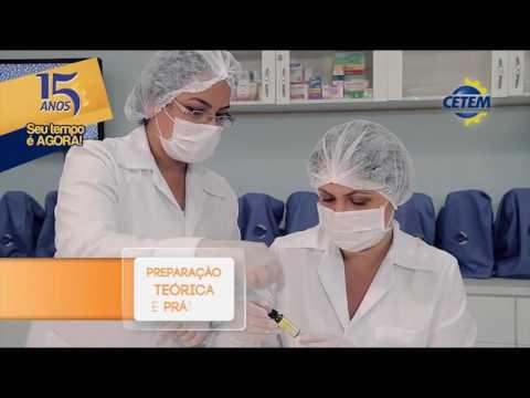 CETEM - Curso Técnico em Farmácia