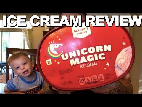 Ice Cream Review: Market Pantry's Unicorn Magic