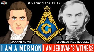 EXPOSED | LATTER DAY SAINTS, MORMONS AND JEHOVAH'S WITNESSES