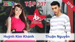 Huỳnh Kim Khánh - Thuận Nguyễn lang thang tìm nhà tại Pleiku | LỮ KHÁCH 24h | Tập 337