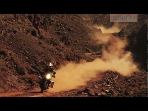 2013 KTM 1190 Adventure R action vídeo oficial