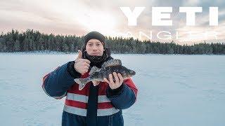 Рыбалка зимой в мурманской области