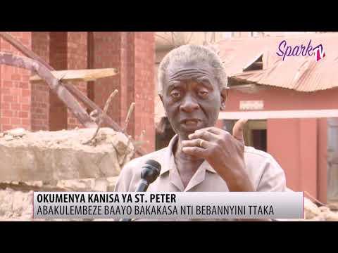 Abakulembeze b'ekanisa balumiriza ba looya baabwe okubakumpanya