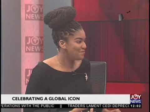 Celebrating A Global Icon - JoyNews (13-9-18)