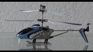 Revell Control Helicopter Prion / Unboxing und Test