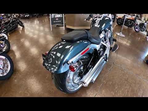 2020 Harley-Davidson Softail Fat Boy 114 FLFBS