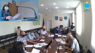 Засідання виконавчого комітету Світловодської міської ради 10.06.21