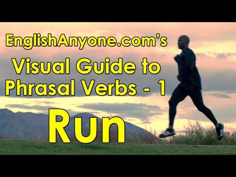 Phrasal Verbs with Run - Visual Guide to Phrasal Verbs